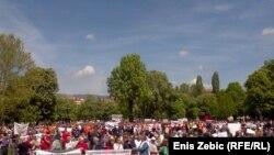 RSE/Fotogalerija: Enis Zebić