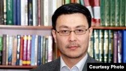 Uzbekistan - political scientist Kamoliddin Rabbimov