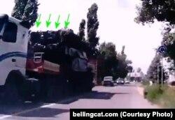 Справа МН17 — галоўнае расьсьледаваньне Bellingcat