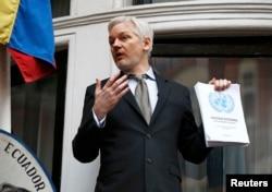 По мнению американских экспертов, к хакерским атакам из России может быть причастен основатель WikiLeaks Джулиан Ассанж