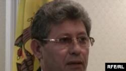 Președintele Mihai Ghimpu