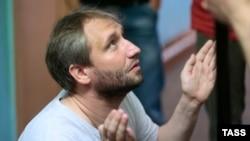 Российский режиссер Юрий Быков