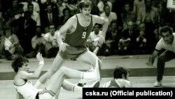 Экс-гулец зборнай СССР па баскетболе, беларус родам з Горадні Іван Ядэшка