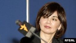 Oguljamal Yazliyeva Director of RFE's Turkmen Service, Radio Azatlyk.