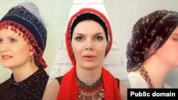 Эрзянская группа OYME. Скриншот из официального канала группы в YouTube