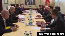 Црна Гора - Преговори меѓу владата и СПЦ.