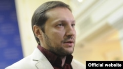 Министр информационной политики Украины Юрий Стець