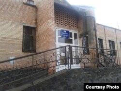 Податкова інспекція у Торезі (фото автора)