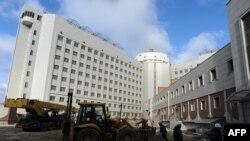 Нова будівля СІЗО «Хрести» в Колпіно під Санкт-Петербургом