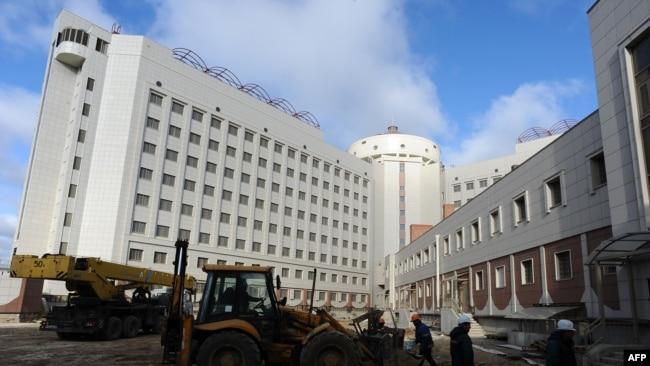 Нова будівля СІЗО «Хрести» в Колпіні під Санкт-Петербургом