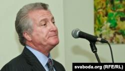 "Президент корпорации ""Радио ""Свободная Европа\Радио Свобода"" Стивен Корн"