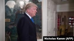 Presidenti i SHBA-së, Donald Trump.