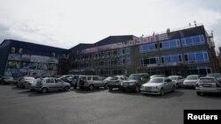 """""""რუსთავი 2""""-ის შენობა"""