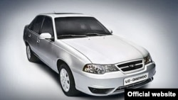 The Uzbek-made Nexia is one of the best-selling car models in Russia.