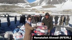 A recent, but rare, aid mission delivered food, vitamins, medicine, and blankets to 154 families in Wakhan, which is home to one of the most remote communities in the world.