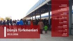 """Migrant türkmenler """"ildeş jenaýatçylygynyň"""" sebäplerini derňeýär"""