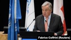 ՄԱԿ-ի գլխավոր քարտուղար Անտոնիո Գուտերեշ, արխիվ