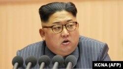 Lideri verikorean, Kim Jong-Un