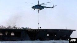 Військові навчання в Ірані, 2015 рік, архівне фото