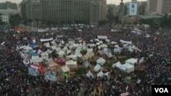 24-январдагы демонстрация, Каир.