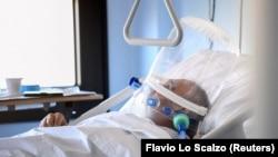 İtaliya, xəstəxana,19 mart 2020