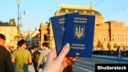 Станом на вересень цього року в Україні видали 10 мільйонів біометричних закордонних паспортів