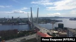 Столица Приморского края Владивосток