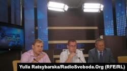 Прес-конференція опозиції в Дніпропетровській міськраді 26 липня 2012 року