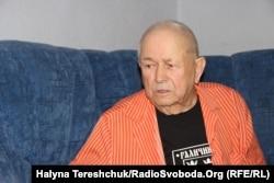 93-х річний дивізійник Йосип Равлик