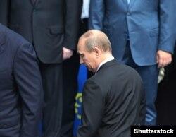 Володимир Путін. Архівне фото, Київ, 27 липня 2013 року