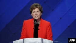 U.S. Senator Jeanne Shaheen pushed for the special visas for Afghan support workers.