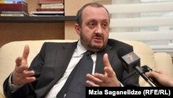 Վրաստանի կրթության նախարար Գեորգի Մարգվելաշվիլի