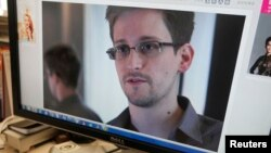 Edward Snowden's U.S. passport has been revoked.
