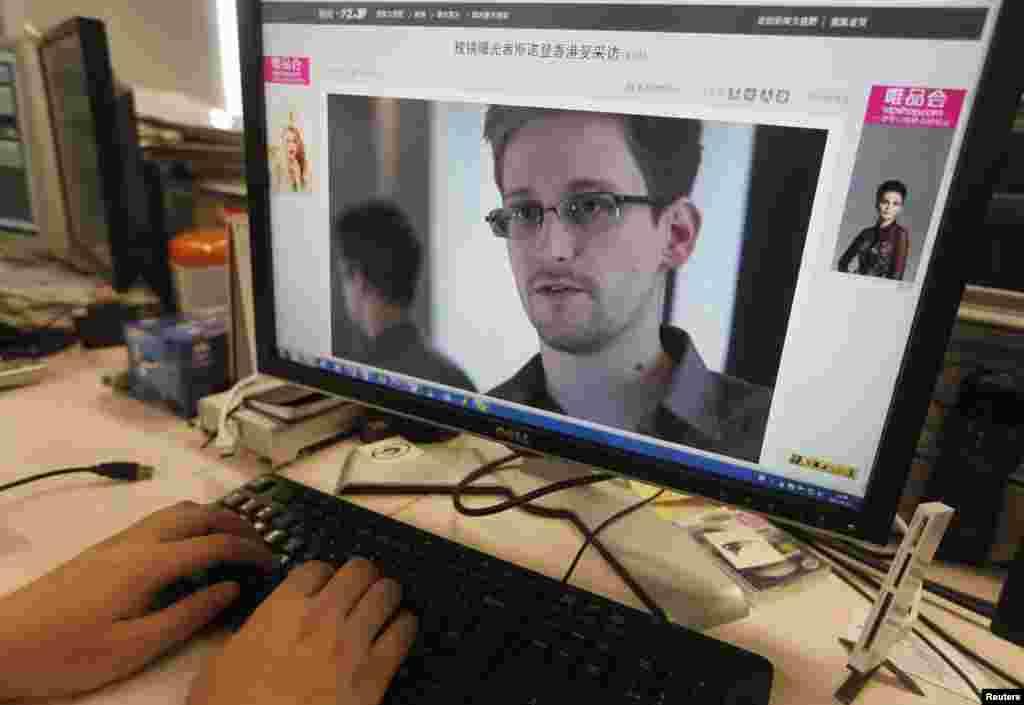 13 июня бывший сотрудник американских спецслужб Эдвард Сноуден заявил из Гонконга, что намерен бороться против его экстрадиции в США. Благодаря ему в прессу просочились детали сверхсекретной программы США по слежке за гражданским населением.