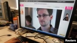 AQSh Markaziy razvedka boshqarmasi va Milliy xavfsizlik agentligi sobiq xodimi Edvard Snouden.