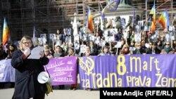 Međunarodni Dan žena u Beogradu