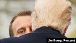 Donald Trump və Emmanuel Macron aprelin 24-də Ağ Evdə görüşüblər