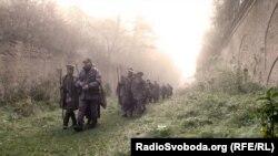 Кадр із фільму «Поводир» (фото з архіву Ольги Годованець та Володимира Носкова)