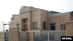 Бинои Маркази исмоилиён дар шаҳри Душанбе