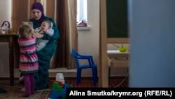 В доме семьи узника совести Вадима Сирука (фотогалерея)