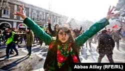 «Əsgər ölümünə yox» aksiyası Abbas Atilayın fotolarında