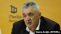 Beograd - Shefi i Komisionit Qeveritar të Serbisë për personat e pagjetur, Veljko Odalloviq