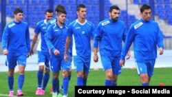 Сборная Узбекистана по футболу.
