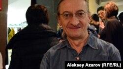 Актер-мим Сергей Червяков. Алматы. 5 ақпан 2016 жыл.