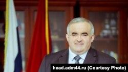 Глава Костромской области Сергей Ситников