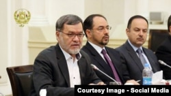 سرور دانش معاون دوم رئیس جمهور افغانستان