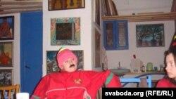Кацярына Рымашэўская ў вобразе