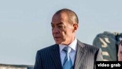 Предприниматель Тохтар Тулешов.
