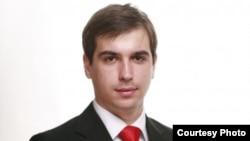 Диме Спасов - Претседател на Унијата на млади сили на ВМРО-ДПМНЕ.