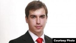 Диме Спасов - Претседател на Унија на млади сили на ВМРО-ДПМНЕ.